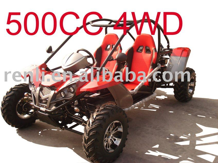 500cc4x4 buggy/ dune buggy / two seat buggy
