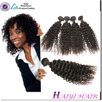 brazilian virgin hair extension kinky twist