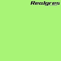 Bright pure color green bright special rough surface floor tile