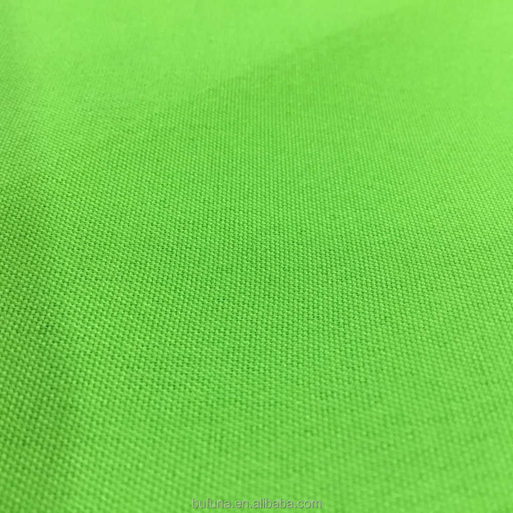 100% polyester woven polyester fabric chinese factory brushed fabric solid color