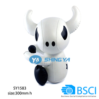 Hot sale inflatable PVC animal shape toy for kids (BSCI audit)