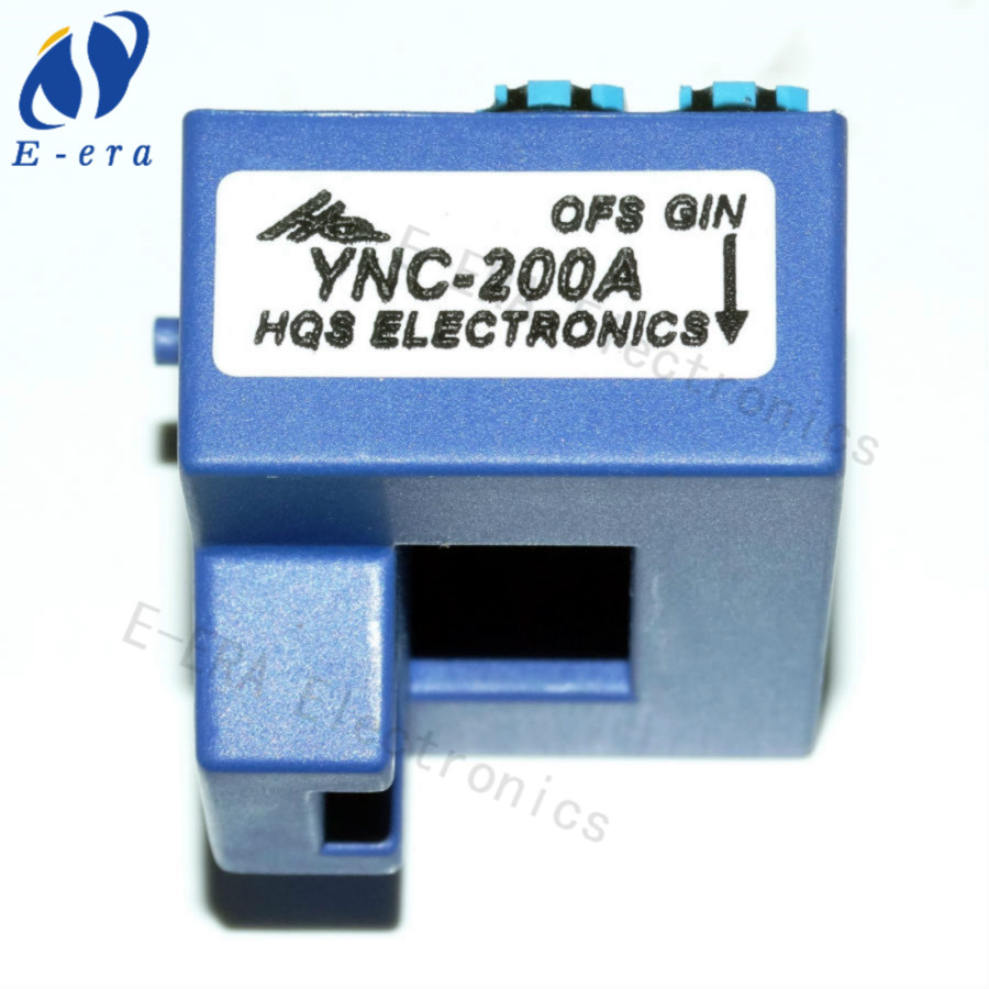 Shenzhen YNC-200A hall effect ac dc current <strong>sensor</strong> original low price