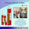 Neutral Silicone Sealant supplier/ kitchen and bathroom silicone sealant supplier/ bond glue silicone sealant