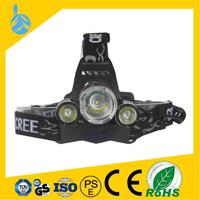 1 Piece MOQ waterproof explosion proof rechargeable cycling headlamp