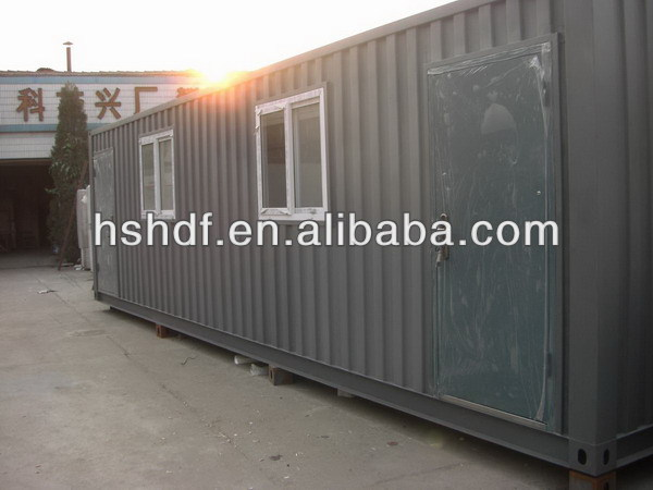 Durable Welded Ship Container House