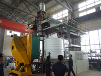 New blow moulding machine for water tank,plastic drum china factory best price
