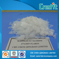 Manufacturer Dust Control Magnesium Chloride Flakes Price