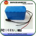 New Customized Electric Vehicle Battery 12V 18AH Lithium Battey Pack 18650 Li-ion Battery for UPS