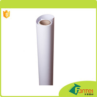 Bluish White 280gsm (8oz) 200D*300D 18*12 Laminating Film Roll