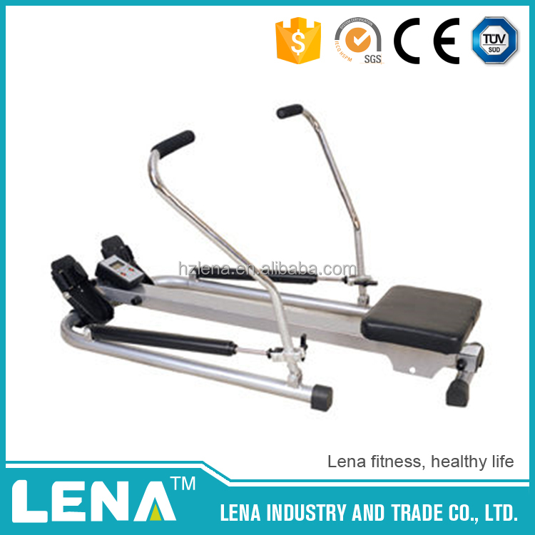 Hot Selling Exercise Equipment Folding, Easy Moving Rowing Workout