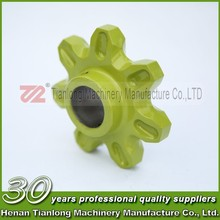 Tractor ex5 motorcycle sprocket for Corn collecting machine