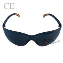 new design ANSIZ87.1/CE EN166 Anti-impact pc material welding safety glasses for workers