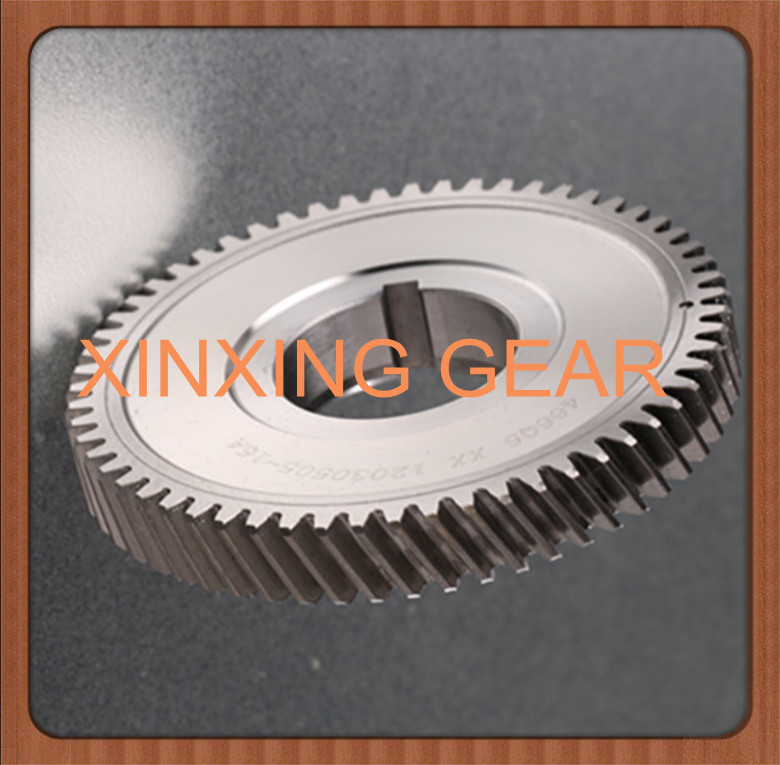 Driven Gears for Motorcycles