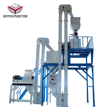 [ROTEX MASTER] small feed mill plant/poultry feed mill/feed pellet