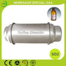Sale 99.9% Liquid Sulfur Dioxide