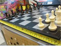 Hot promotion low price game plastic chess for sale