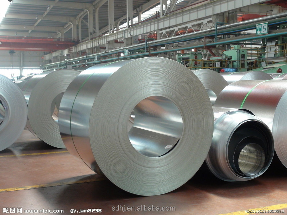 high zinc coating product dx51d z275 galvanized steel coil
