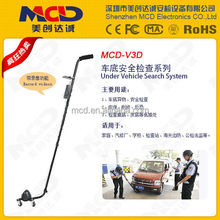 High quality under car search mirror / under vehicle inspection camera MCD-V3D