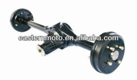 200 heavy duty rear axle for3 wheel motorcycle tricycle/3 wheels motorcycle rear/tricycle parts in Peru,Colombia,Chile,Egypt