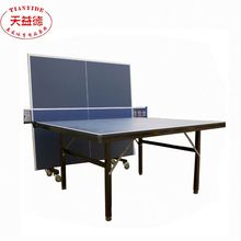 Manufacturer wholesale sports training table tennis table indoor