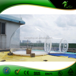 Hongyi Factory Making Inflatable Bubble Camping Tent For Sale