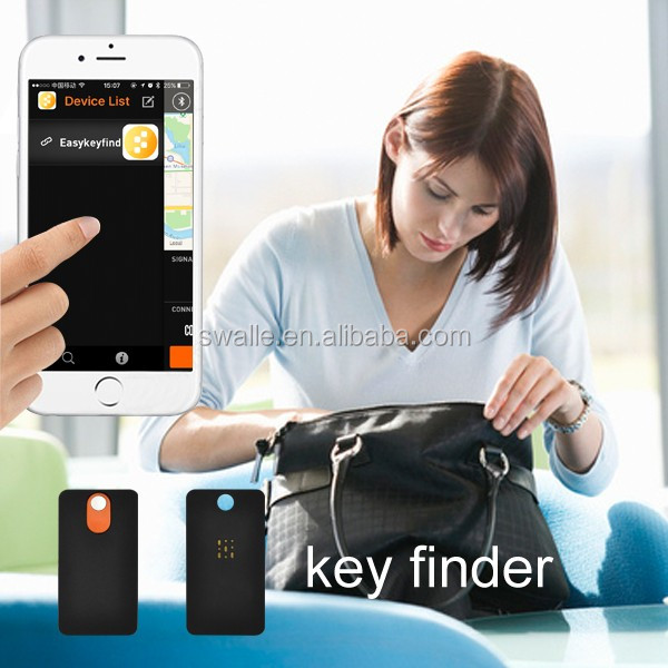 personal alarm security systems mini tracker cr2032 waterproof key finder
