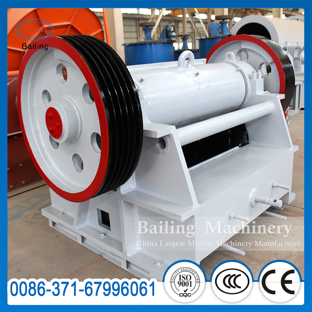 Brick Granite Rock Jaw Crusher 600x900 used in South Africa Crushing Plants