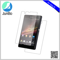100% fit for Sony T3 original cell phone 9H hardness tempered glass screen ptotector from Japan raw material&AB glue