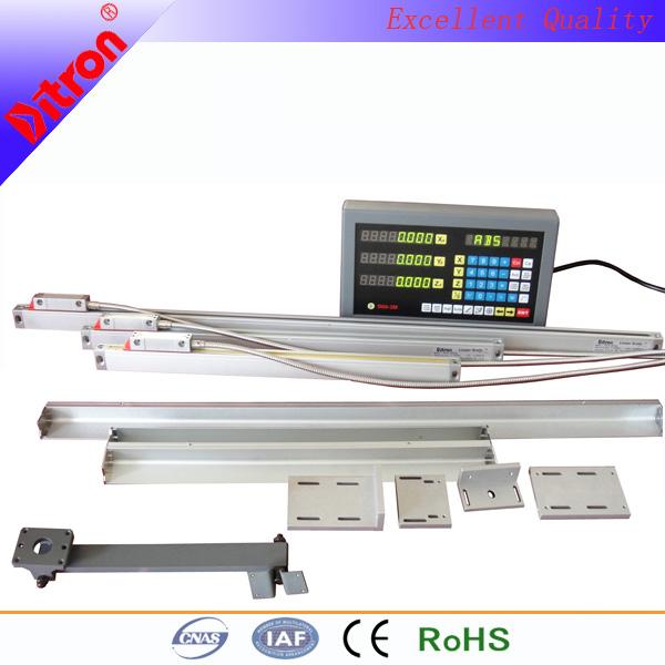 machine scale