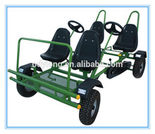 China wholesale four wheel surrey bike for entertainment