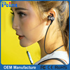 2017New design metal magnetic bluetooth headphone for iphone7/7p
