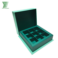 Yifeng Manufacturer High Quality Chocolate Box with Hot Stamping Logo