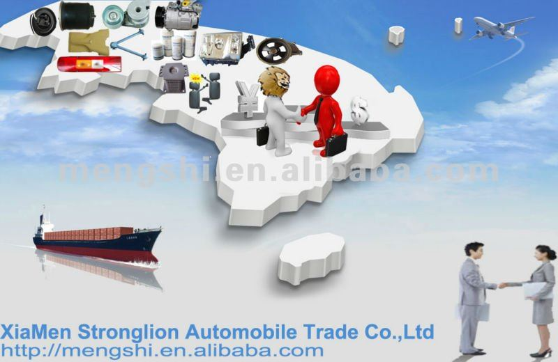 Stronglion truck rubber spring suitable for Volvo parts OE 20390836