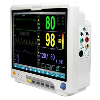 "CE MARK 15"" TFT Multi parameter patient monitor"