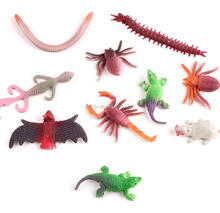 Simulation Model Toy Plastic Insects
