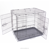 dog run cheap dog crates solid metal dog kennel