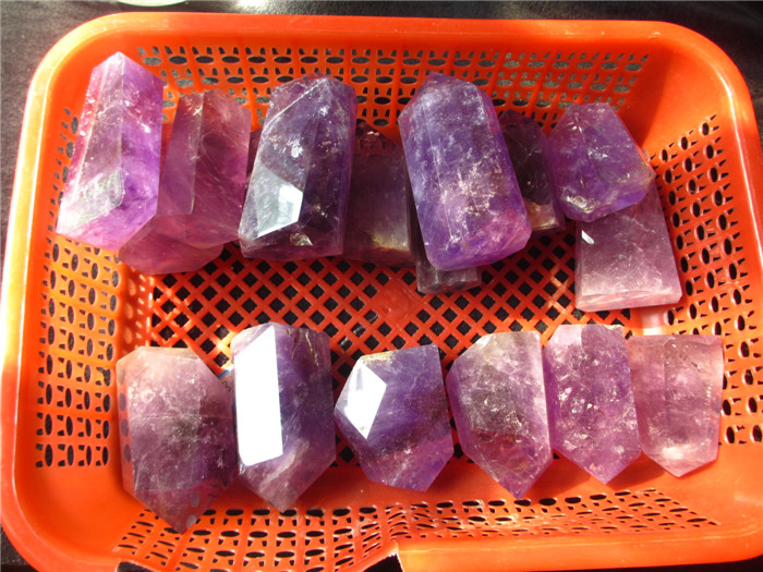Natural amethyst rock crystal mineral,mineral crystal hardened mineral crystal