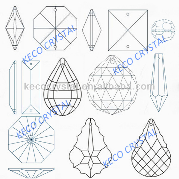 Crystal Chandelier Quality Types