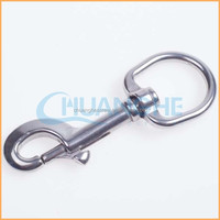 2016 china Factory Hot Selling best Quality low pice d ring swivel snap hook