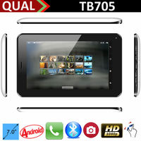 7 inch Bluetooth 4.0 2G best computer tabletphone two camera Allwinner A13 andriod 4.4 B
