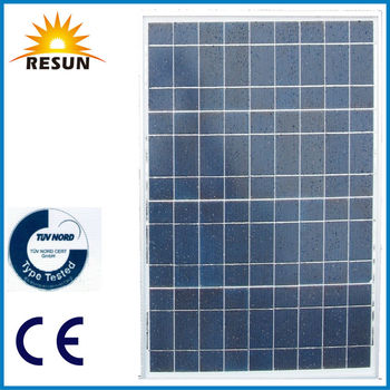 A-grade& high efficiency 145W poly solar panel with tuv & iec61215 certificate
