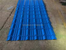 factory direct galvanized metal roofing price