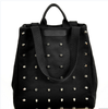 43136508486 studded minimalist shoulder canvas shopping bag Women