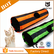 2016 Cat Toys Collapsible Pet Tunnel