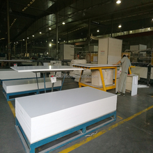 insulation White Polyurethane Foam Board Rigid PVC Foam Sheet Manufacturer
