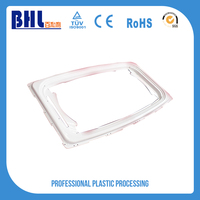 2016 high quality medical plastic blister oem parts