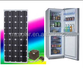 MIZI 118L 128L 191L 265L solar fridge solar power mini fridge solar refrigerator freezer YILANG dc solar freezer