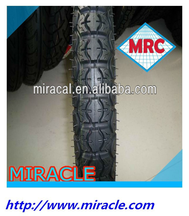 Motorcycle Parts Tubeless Natural Rubber Motorcycle Tyre Motorcycle Tire And Inner Tube 2.75-18 From CHINA