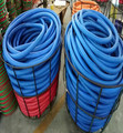1/4 inch . 100 ft 300 PSI Orange Rubber Multipurpose Hose