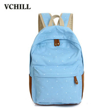 Unisex Polyester School Bag For Teen